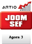 Agora 3 JoomSEF 3 Extension