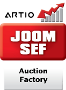 Auction Factory JoomSEF 3 Extension