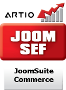 JoomSuite Commerce JoomSEF 3 Extension