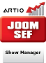 Show Manager JoomSEF 2 Extension
