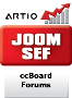 ccBoard Forums JoomSEF 3 Extension