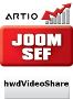 hwdVideoShare JoomSEF 3 Extension