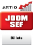 Billets JoomSEF 3 Extension