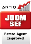 Estate Agent Improved JoomSEF 3 Extension