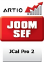 JCal Pro 2 JoomSEF 3 Extension