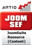 JoomSuite Resource (Content) JoomSEF 3 Extension