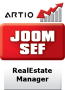 RealEstate Manager JoomSEF 3 Extension