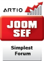 Simplest Forum JoomSEF 3 Extension