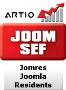 Jomres (Joomla Residents) - rozšíření pro JoomSEF 2