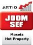 Mosets Hot Property - rozšíření pro JoomSEF 2