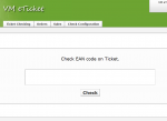 e-Ticket Checking