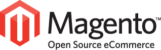 Magento e-Commerce Logo